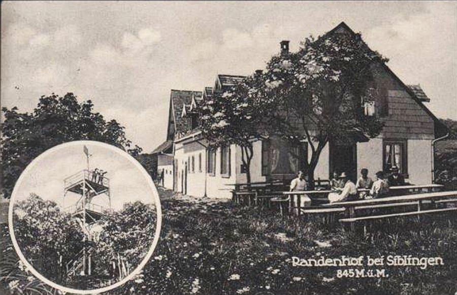 Randenhof Postkarte