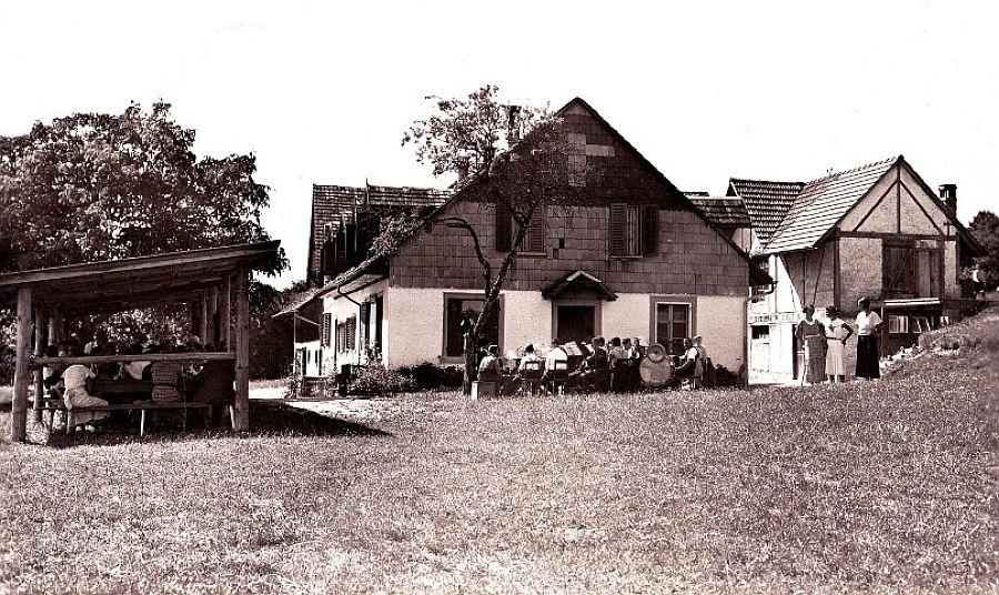 Randenhof  30-er Jahre
