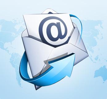 Email für uns